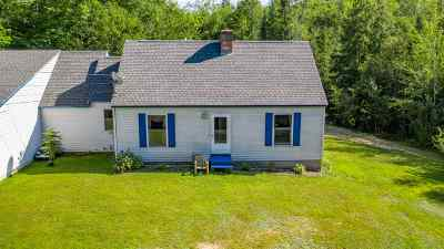 Moultonborough Single Family Home For Sale: 12 Stage Road