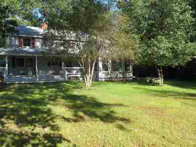 Merrimack Single Family Home For Sale: 132 Wire Road