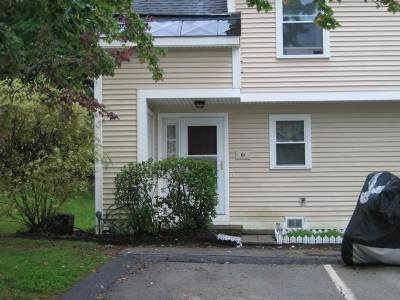 Concord NH Condo/Townhouse For Sale: $147,000