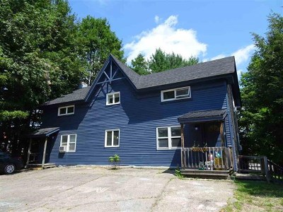 Laconia Condo/Townhouse For Sale: 127 Pleasant Street #unit 7