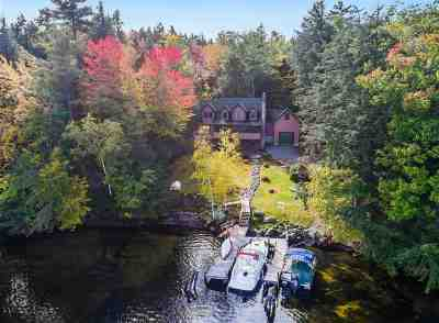 Moultonborough Single Family Home Active Under Contract: 48 Frye Road