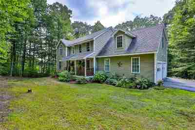 Bow Single Family Home For Sale: 20 Quimby Road