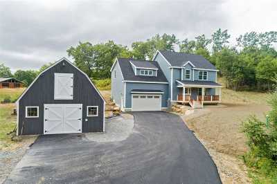 Manchester Single Family Home For Sale: 461 Straw Road