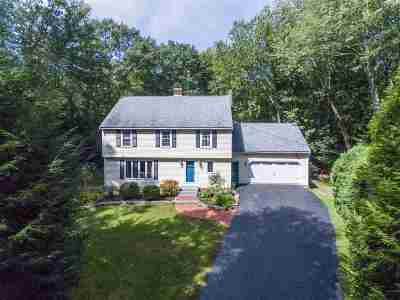 Hampstead Single Family Home For Sale: 48 Buttrick Road