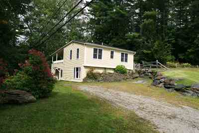 Stowe Single Family Home For Sale: 2272 Mountain Road