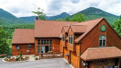 Lincoln Single Family Home For Sale: 186 Black Mountain Road