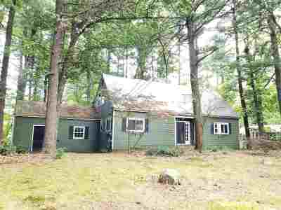 Nashua Single Family Home For Sale: 14 Cabot Drive