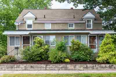 Nashua Multi Family Home For Sale: 1-3 Perry Avenue