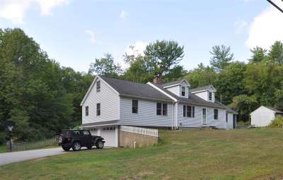 Goffstown Single Family Home For Sale: 119 Tibbetts Hill Road