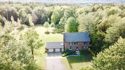 Laconia Single Family Home For Sale: 448 Meredith Center Road