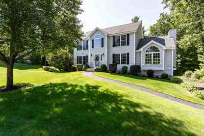 Manchester Single Family Home For Sale: 132 Legacy Drive