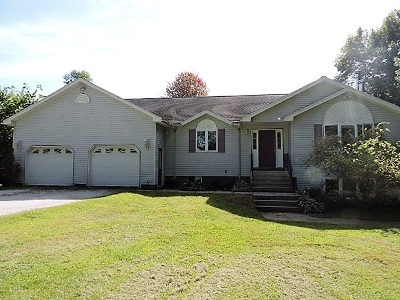 Swanton Single Family Home For Sale: 81 Comstock Road