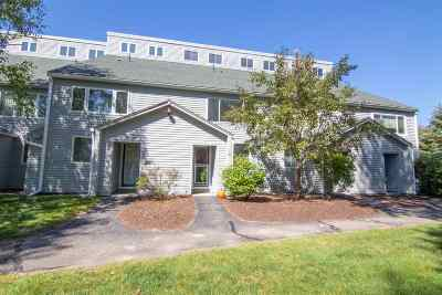 Waterville Valley Condo/Townhouse For Sale: 15 Moose Way #30