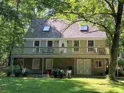 Moultonborough Single Family Home For Sale: 1152 Moultonborough Neck Road
