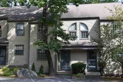 Hooksett NH Condo/Townhouse For Sale: $215,000