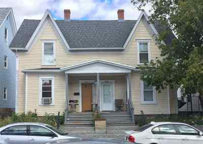 Manchester Multi Family Home For Sale: 360-364 Spruce Street