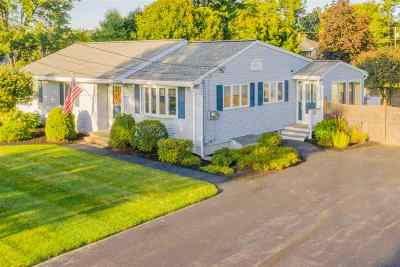 Goffstown Single Family Home For Sale: 24 Higgins Street