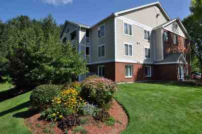 Goffstown Condo/Townhouse For Sale: 3 Timberwood Drive #202
