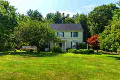 Hampstead Single Family Home For Sale: 55 Spring Brook Drive