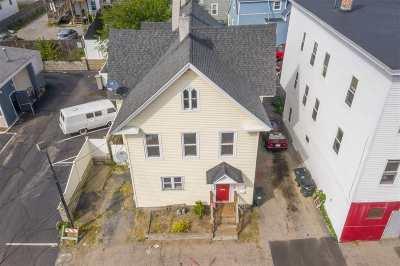 Manchester Multi Family Home For Sale: 260 Bridge Street
