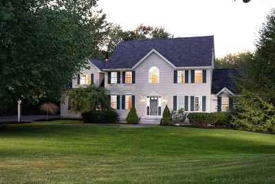 Hooksett Single Family Home For Sale: 3 Summerfare Street