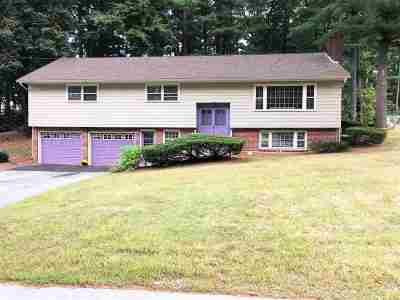Nashua Single Family Home For Sale: 18 Deerhaven Drive