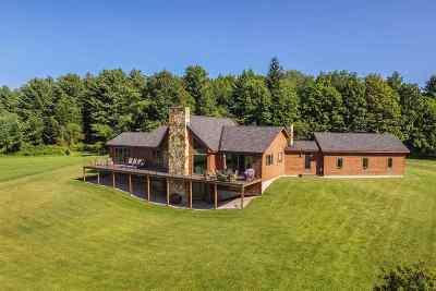 Pittsford Single Family Home For Sale: 583 Bella Vista