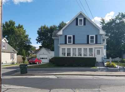 Manchester Multi Family Home For Sale: 579 Cilley Road