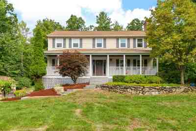 Bedford Single Family Home For Sale: 157 Beals Road