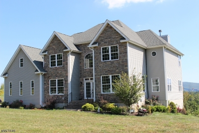 Hardyston Twp. Single Family Home For Sale: 3 Anthony Ct