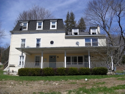 Branchville Boro Multi Family Home For Sale: 14 Mattison Rd