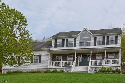 Sparta Twp. Single Family Home For Sale: 571 Houses Corner Rd