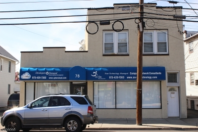 Bloomfield Twp. Commercial For Sale: 78-80 Broughton Ave
