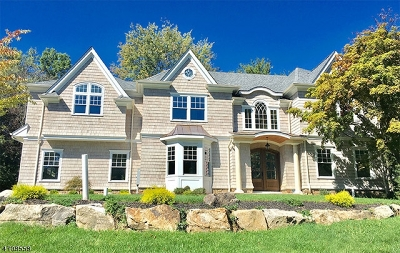 Chatham Twp. Single Family Home For Sale: 18 Dale Dr