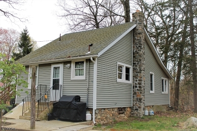 Mount Olive Twp. Single Family Home For Sale: 6 Birchwood Dr