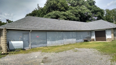 Long Valley Commercial For Sale: 16b Schooleys Mt Rd #16B