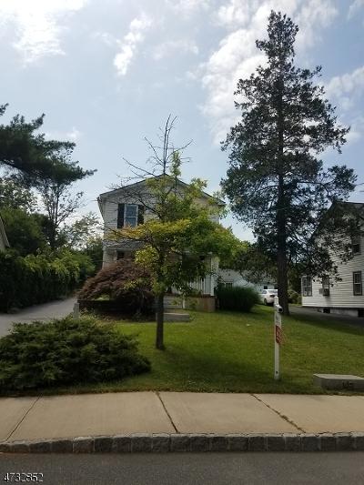 Flemington Boro Single Family Home For Sale: 76 Park Ave
