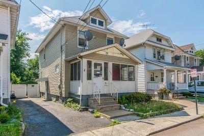 Elizabeth City Single Family Home For Sale: 220-222 Elm Ct