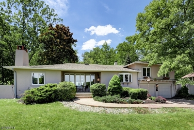 Sparta Twp. Single Family Home For Sale: 329 W Shore Trl