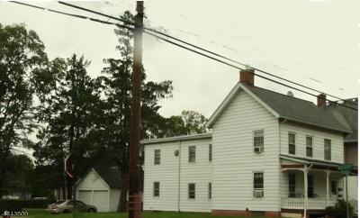 Bound Brook Boro Multi Family Home For Sale