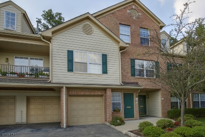 Morristown Town, Morris Twp. Condo/Townhouse For Sale: 66 Pippins Way