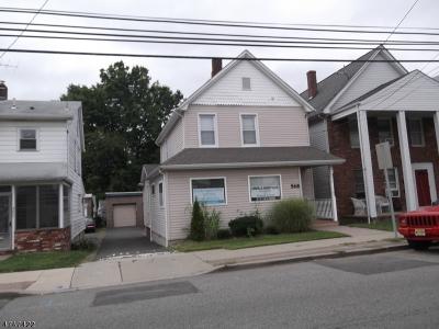 Hawthorne Boro NJ Multi Family Home For Sale: $339,900