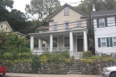 Glen Gardner Boro, Hampton Boro Single Family Home For Sale: 145 Main St
