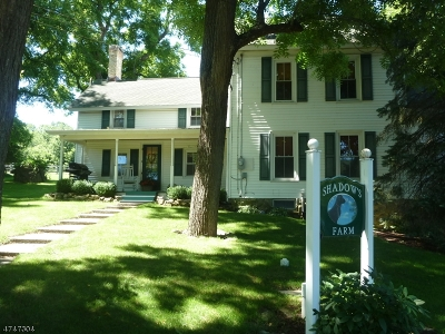 Sussex County Single Family Home For Sale: 211 Decker Pond Rd