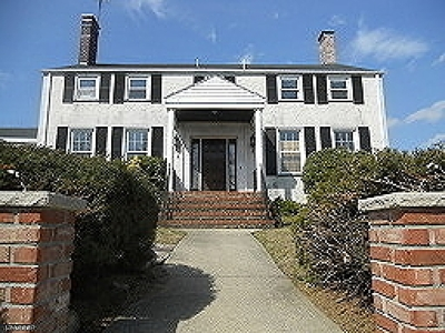 Paterson City Single Family Home For Sale: 91-97 Totowa Ave