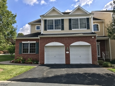 Sparta Twp. Condo/Townhouse For Sale: 43 Dylan Dr