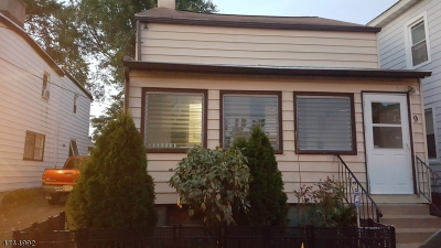 Morristown Single Family Home For Sale: 9 Henry St