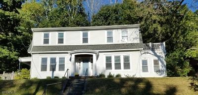 Glen Gardner Boro, Hampton Boro Single Family Home For Sale: 119 Main St