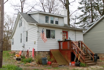 Mount Olive Twp. Single Family Home For Sale: 7 Birchwood Dr