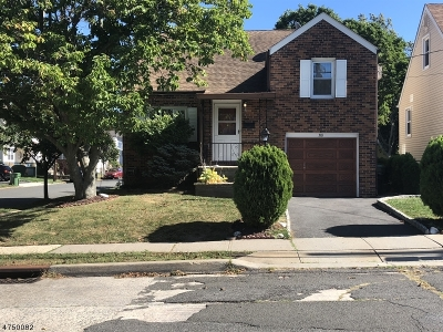 Linden City Single Family Home For Sale: 301 W Elm St